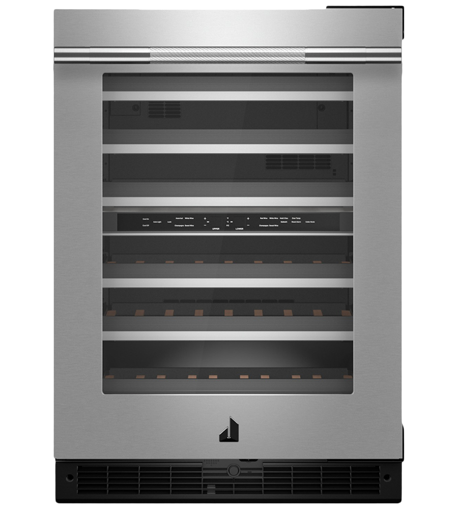 Jenn-Air Wine Cooler showcased by Corbeil Electro Store