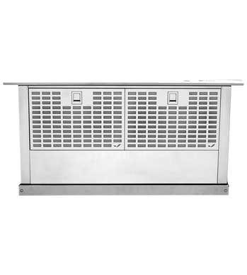 Ventilation Jenn-Air en couleur Acier Inoxydable présenté par Corbeil Electro Store