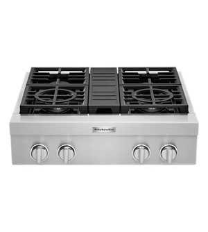 KitchenAid Cooktop KCGC500JSS