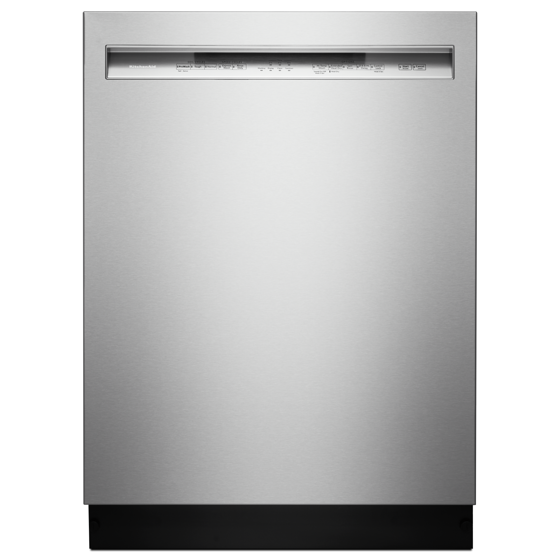 KitchenAid Dishwasher 24 KDFE104H showcased by Corbeil Electro Store