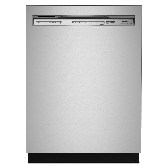 KitchenAid Dishwasher showcased by Corbeil Electro Store