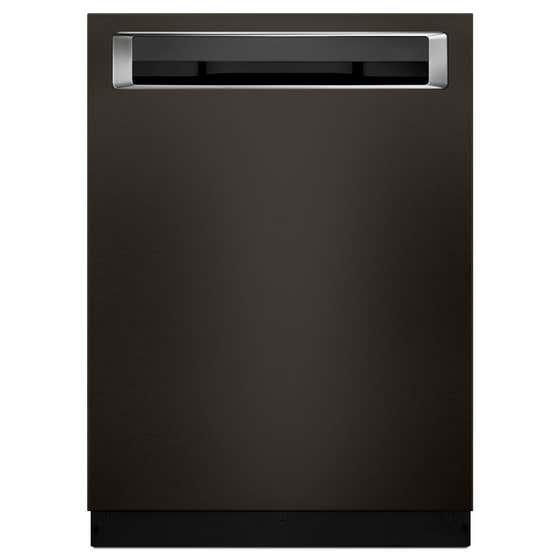 KitchenAid Dishwasher 24 KDPE334G showcased by Corbeil Electro Store