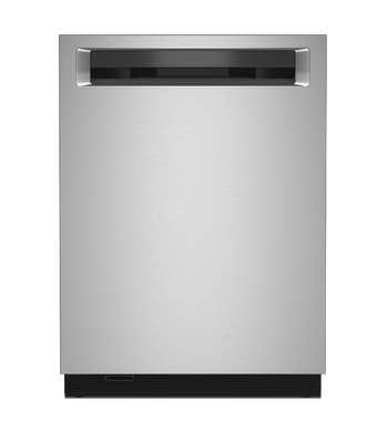 Lave-vaisselle KitchenAid en couleur Acier Inoxydable présenté par Corbeil Electro Store