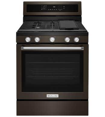 KitchenAid Range KFGG500EBS