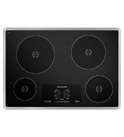 Plaque de cuisson Kitchen Aid présenté par Corbeil Electro Store