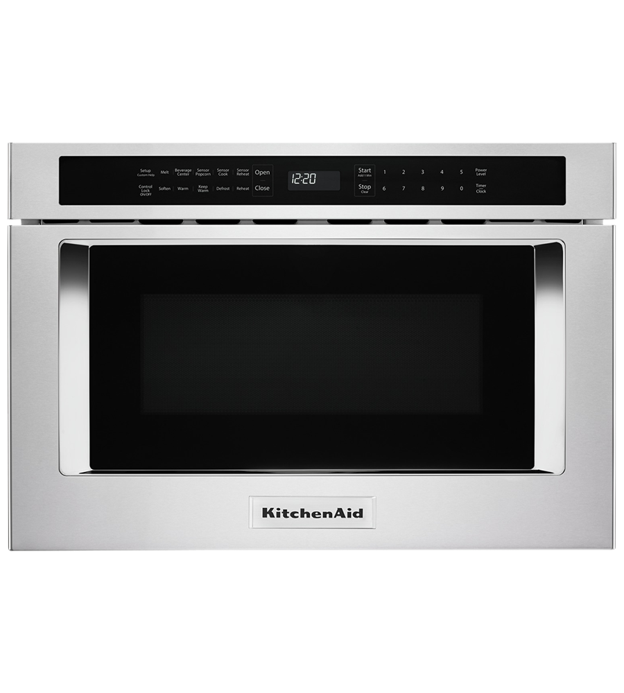 KitchenAid microwave