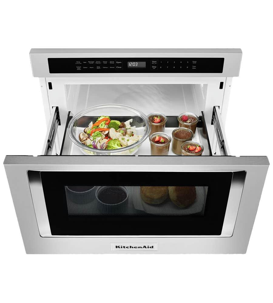 kitchenaid microwave