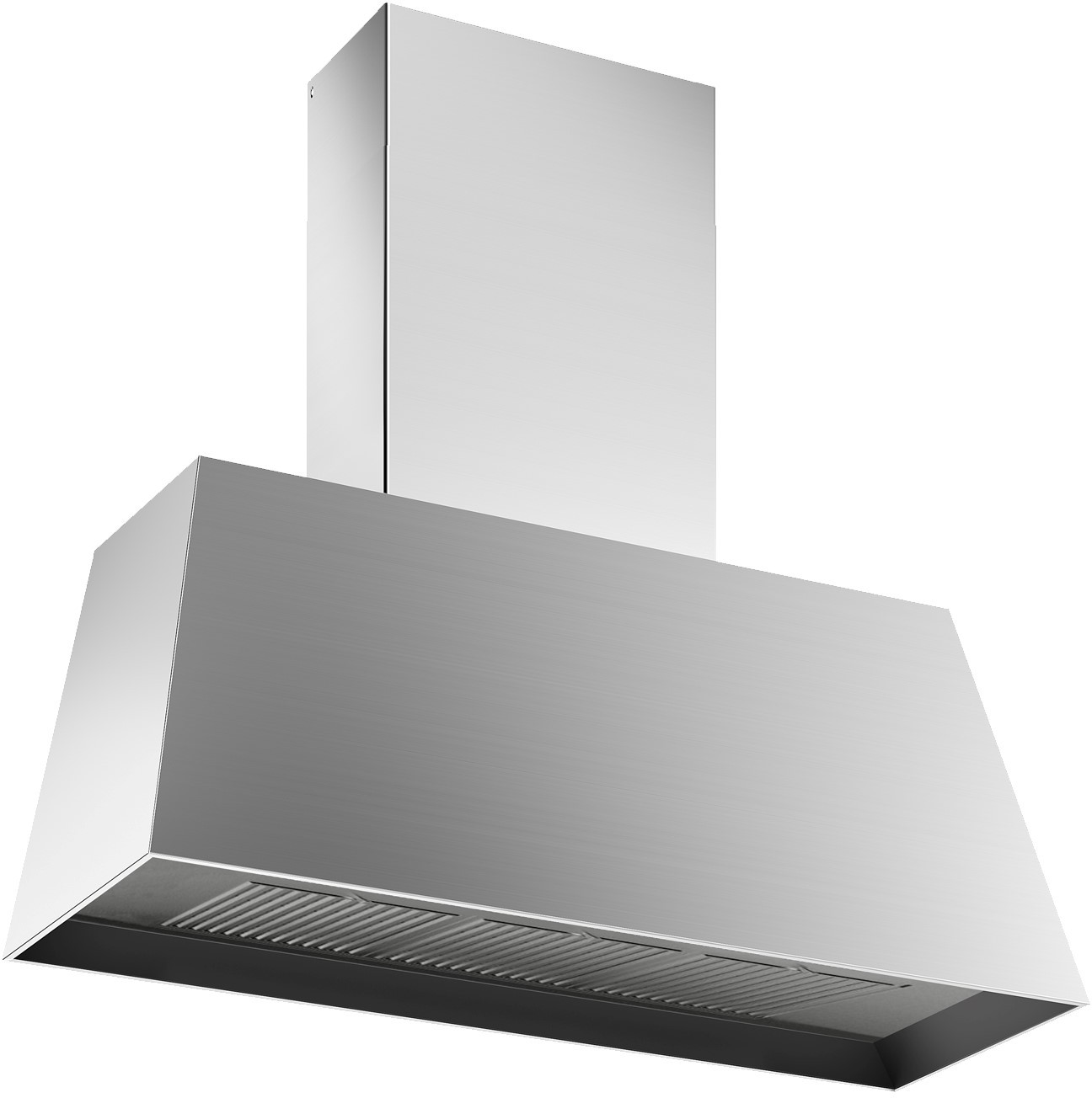 Bertazzoni Rangehood 36inch showcased by Corbeil Electro Store
