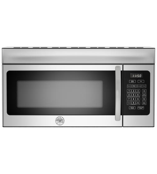 Bertazzoni Over-the-range Microwave 30 StainlessSteel KOTR30X