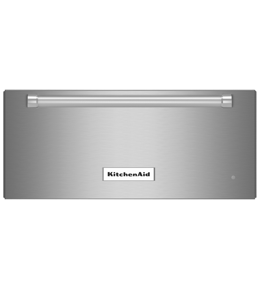 KitchenAid warming drawer