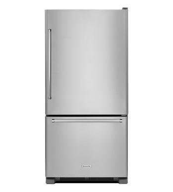 KitchenAid Refrigerateur 33 Acier Inoxydable KRBR102ESS