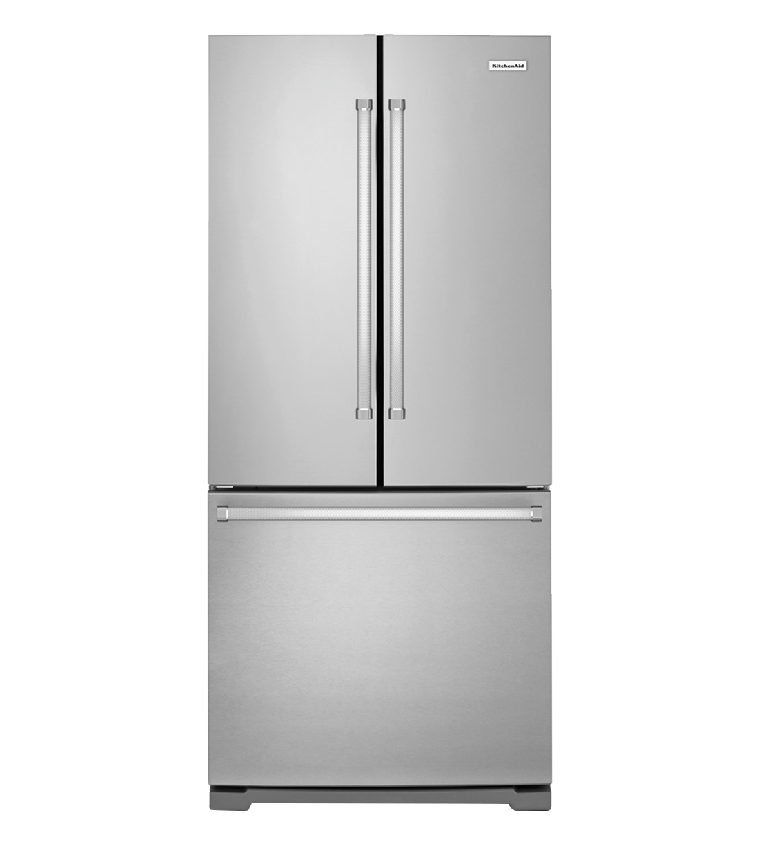 KitchenAid Refrigerator 30 KRFF300E showcased by Corbeil Electro Store
