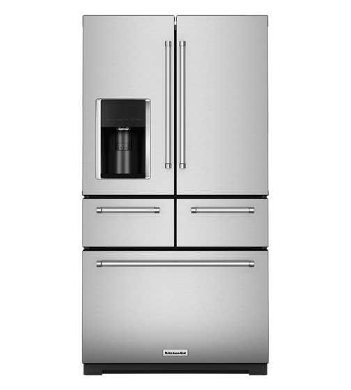 KitchenAid Refrigerateur 36 KRMF706E présenté par Corbeil Electro Store