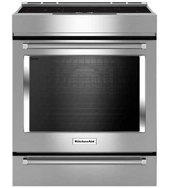 KitchenAid Range 30 StainlessSteel KSIB900ESS
