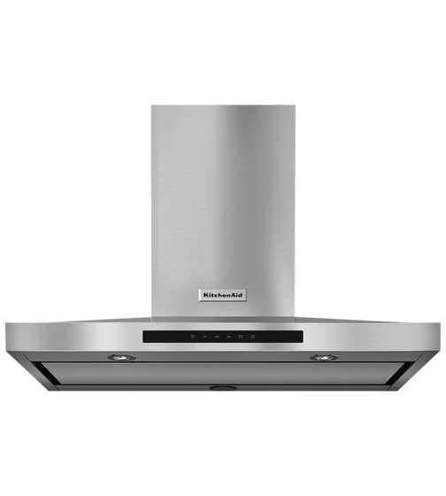 Ventilation Kitchen Aid en couleur Acier Inoxydable présenté par Corbeil Electro Store