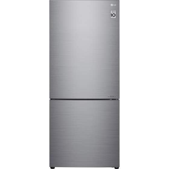 LG Réfrigérateur LBNC15251V en couleur Acier Inoxydable présenté par Corbeil Electro Store