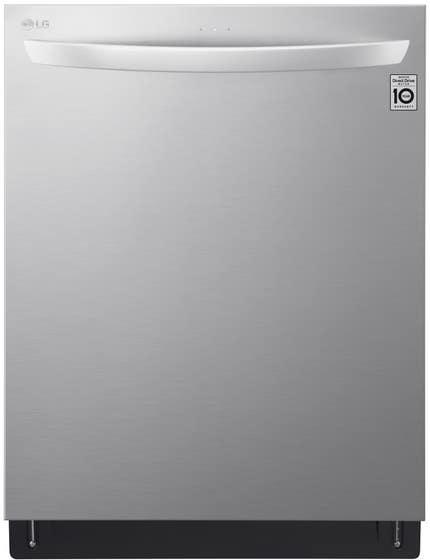 Lave-vaisselle LG en couleur Acier Inoxydable présenté par Corbeil Electro Store