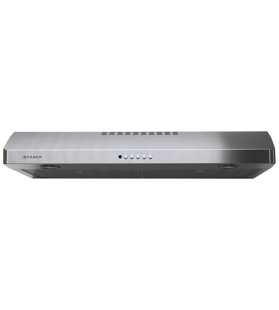 Faber Rangehood 36inch in Stainless Steel color showcased by Corbeil Electro Store