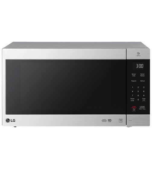 Micro-onde LG présenté par Corbeil Electro Store