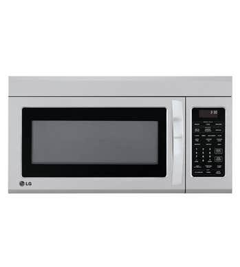 LG Over-the-range Microwave
