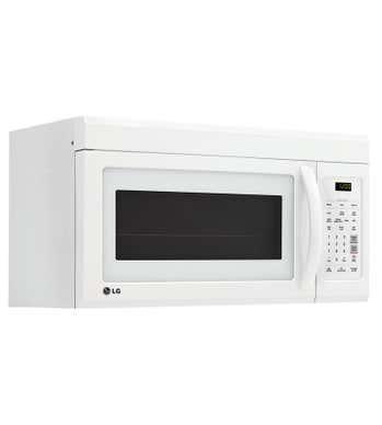 LG Microwave LMV1852SW