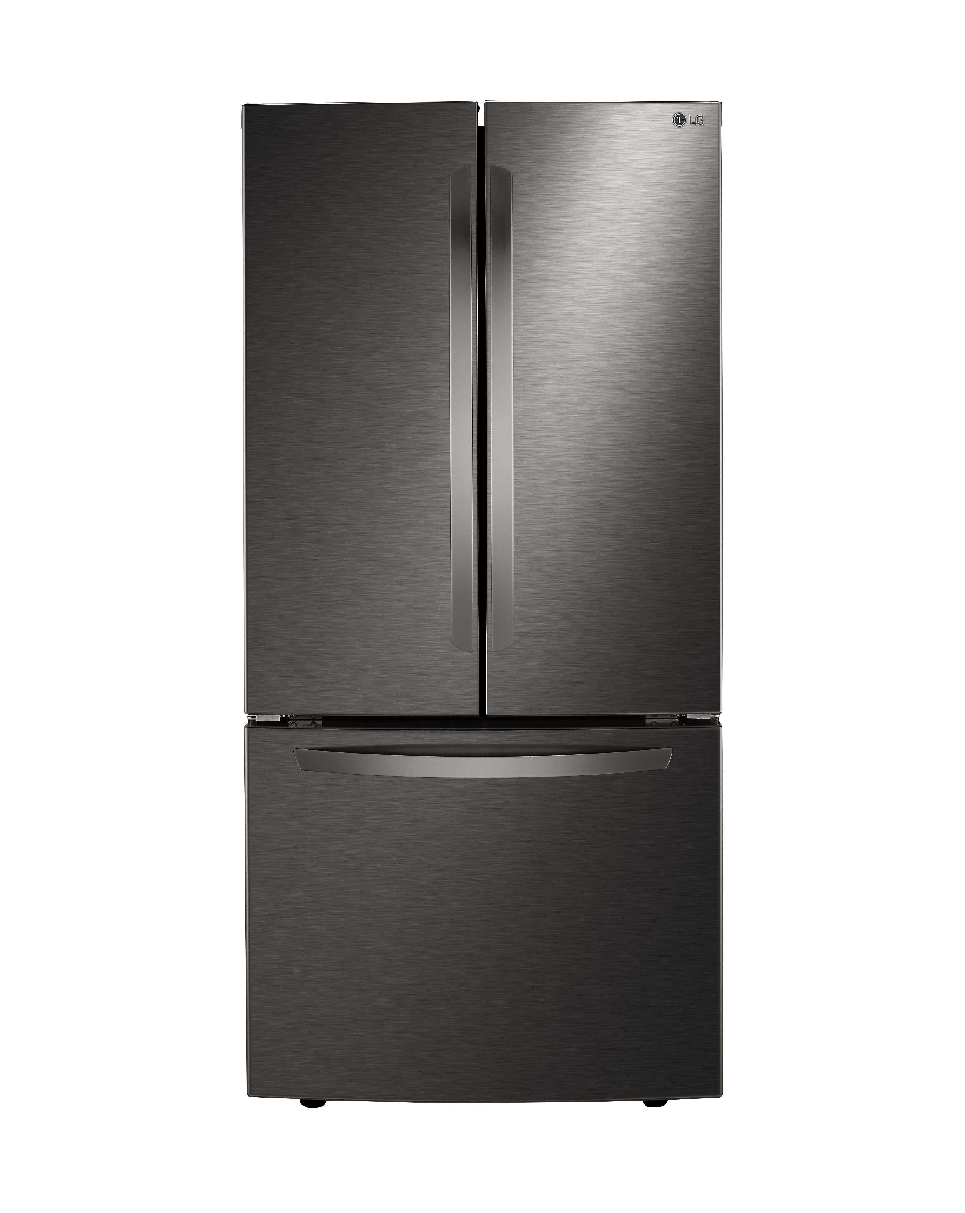 LG Refrigerator 30 LRFCS2503 showcased by Corbeil Electro Store