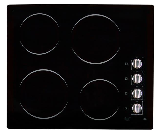 Moffat Plaque de cuisson MCP2024DJBB en couleur Noir présenté par Corbeil Electro Store