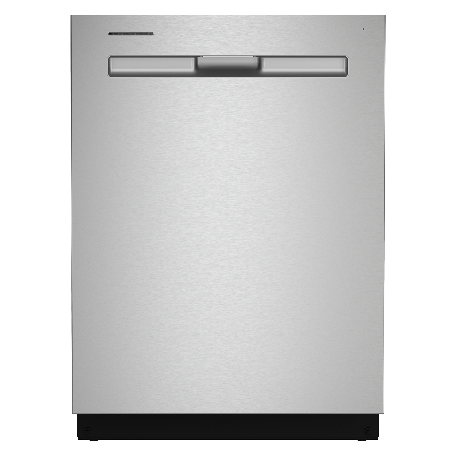 Maytag Dishwasher in Stainless Steel color showcased by Corbeil Electro Store