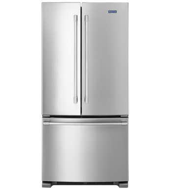 Maytag Refrigerator 33 Stainless Steel