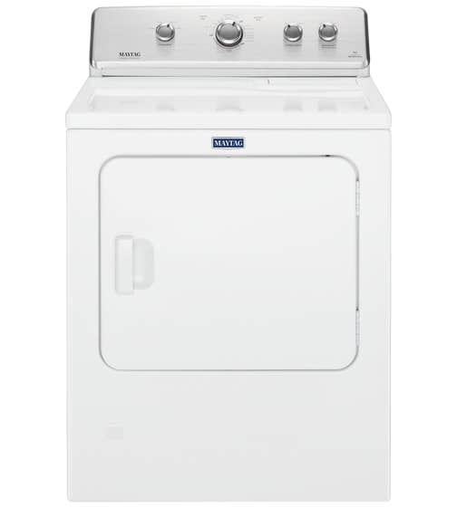 Sécheuse Maytag en couleur Blanc présenté par Corbeil Electro Store