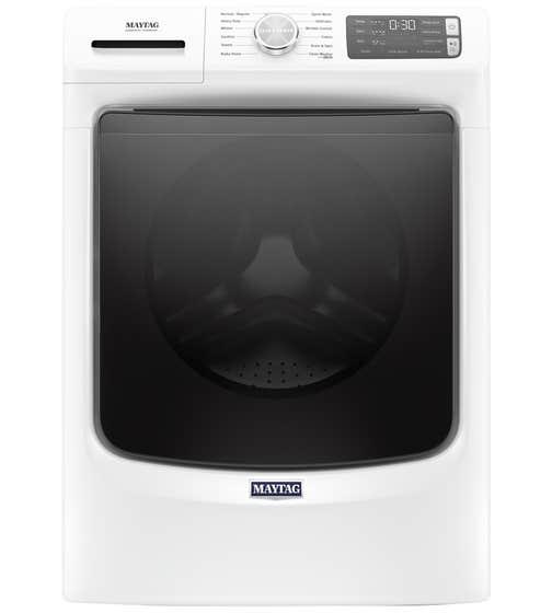 Maytag Laveuse 27 MHW6630H en couleur Blanc présenté par Corbeil Electro Store