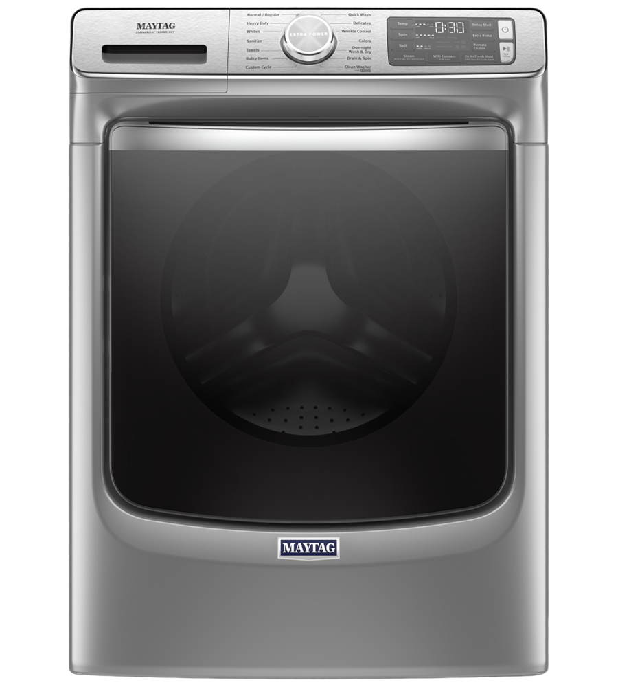 Maytag Washer 27 MHW8630H showcased by Corbeil Electro Store