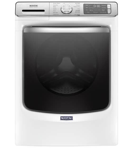 Maytag Laveuse 27 MHW8630H en couleur Blanc présenté par Corbeil Electro Store