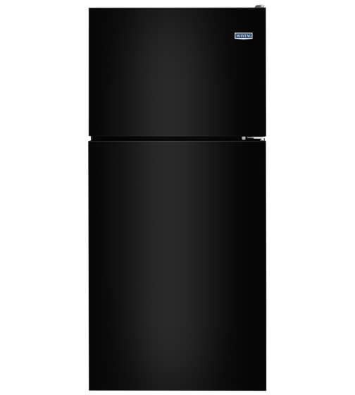 Réfrigérateur Maytag en couleur Noir présenté par Corbeil Electro Store