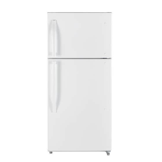 Moffat Réfrigérateur MTE18GTKWW en couleur Blanc présenté par Corbeil Electro Store