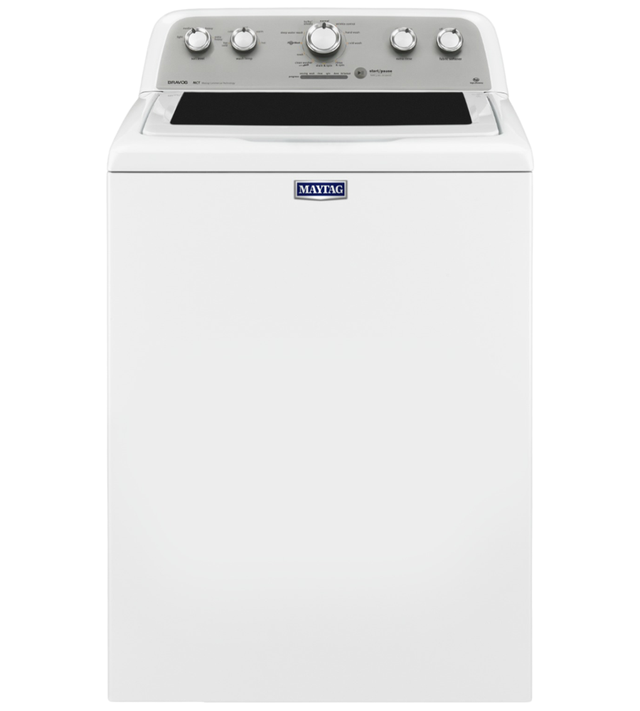 Maytag Washer 27 White MVWX655DW
