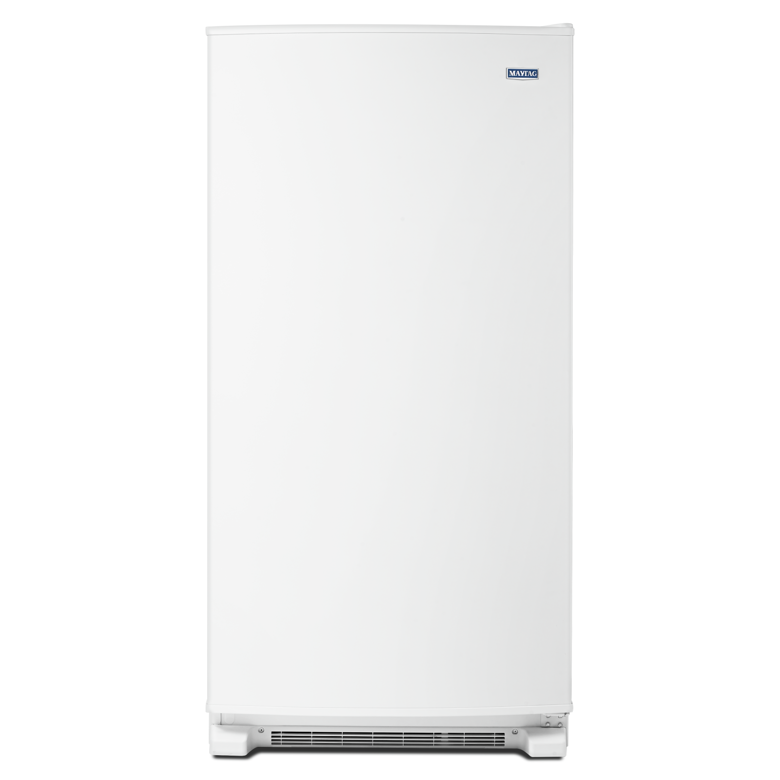 Maytag Freezer in White color showcased by Corbeil Electro Store