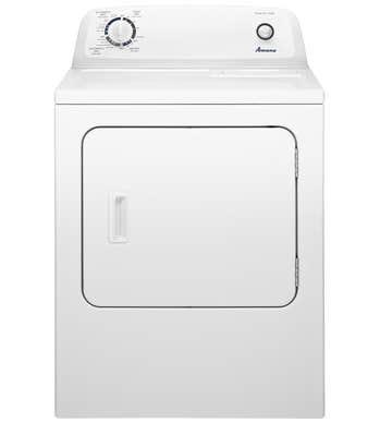 Amana Dryer 29 White NGD4655EW