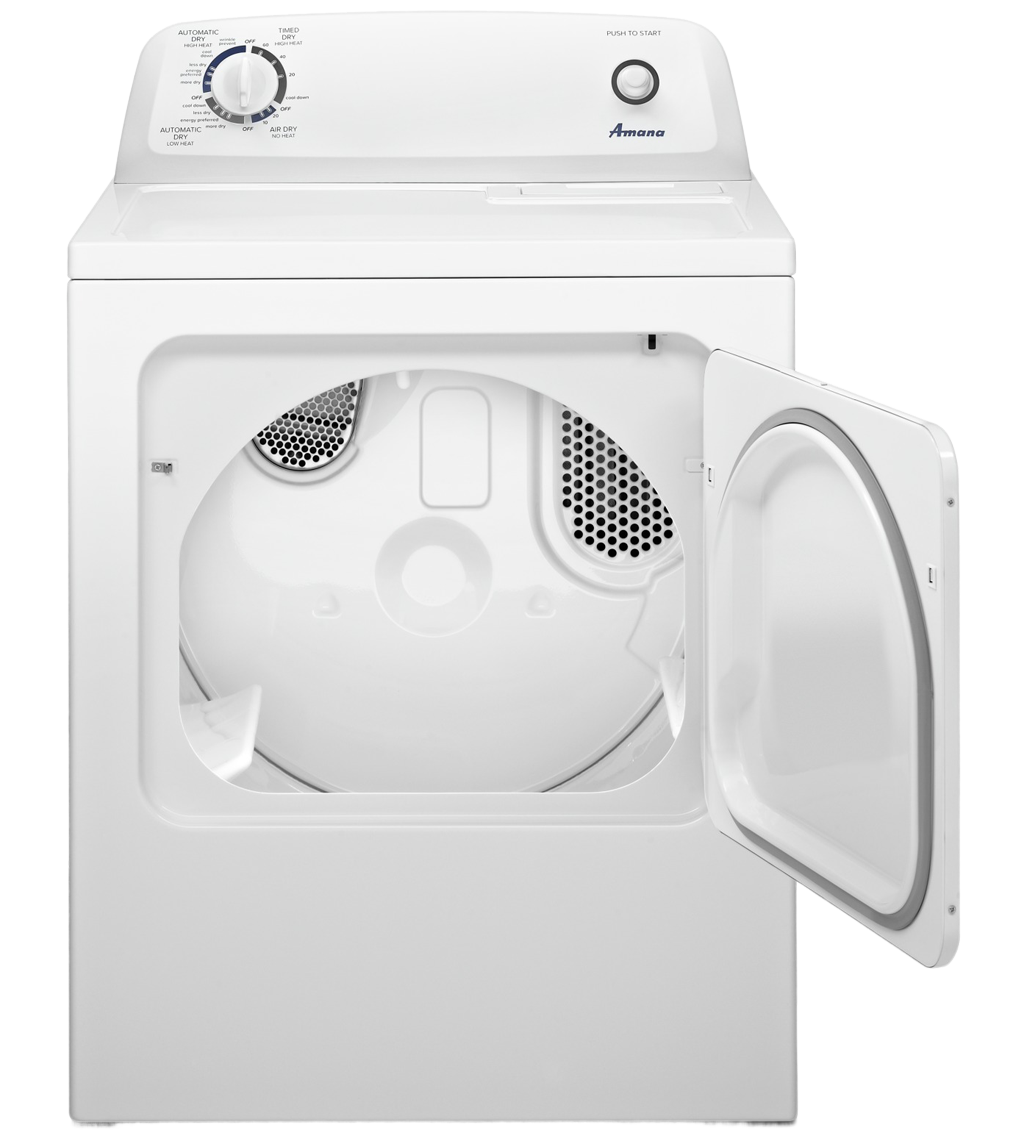 Amana Dryer 29 White NGD4655EW