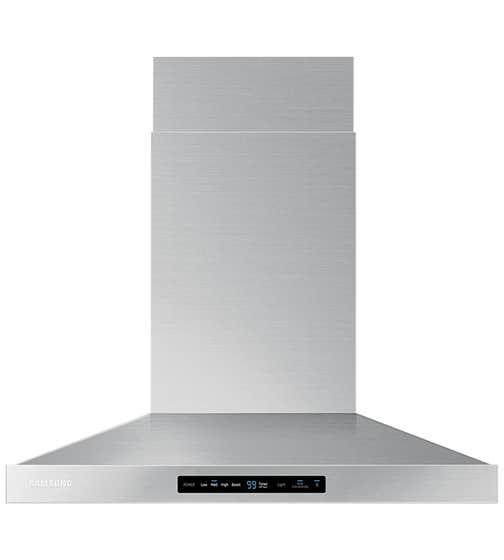 Ventilation Samsung en couleur Acier Inoxydable présenté par Corbeil Electro Store