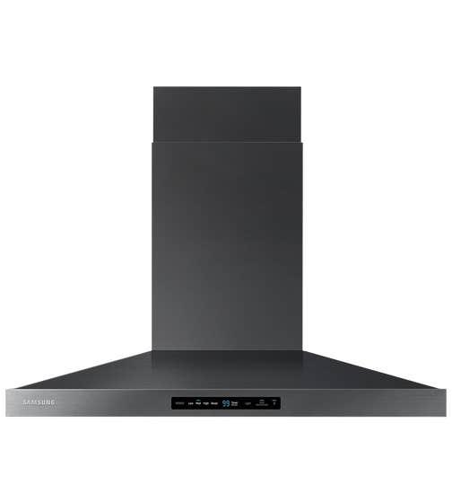 Ventilation Samsung en couleur Acier Inoxydable Noir présenté par Corbeil Electro Store