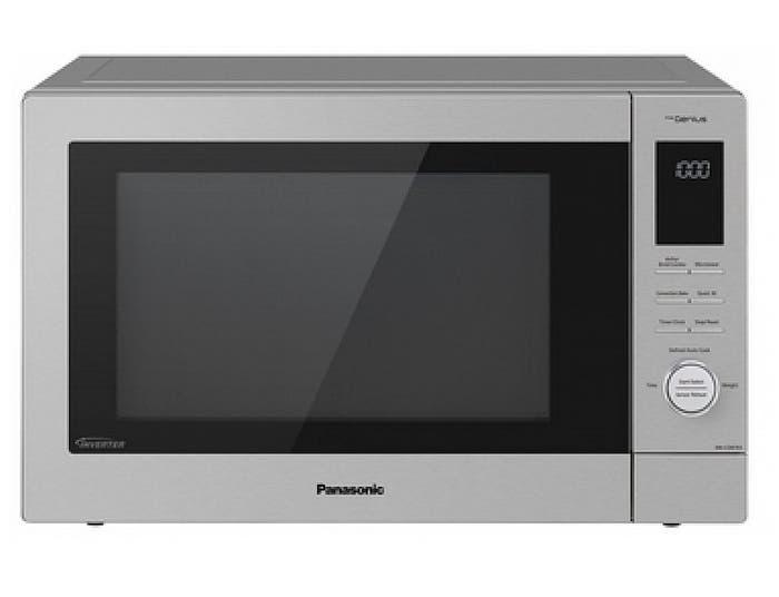 Panasonic Micro-onde 23 Acier Inoxydable en couleur Acier Inoxydable présenté par Corbeil Electro Store