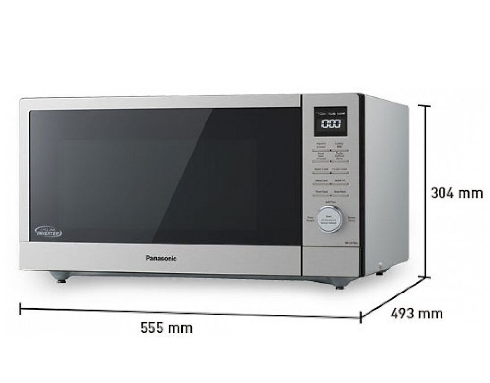 Panasonic Micro-onde 22 Acier Inoxydable