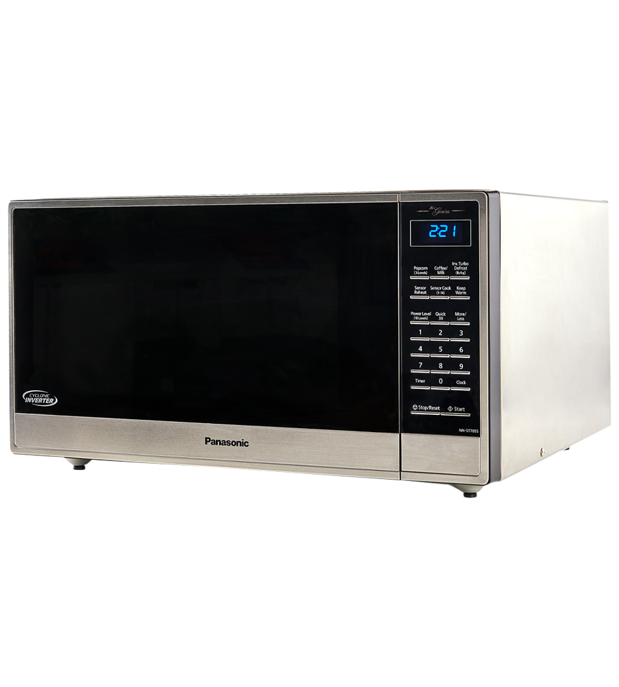 Panasonic Microwave 21 Stainless Steel