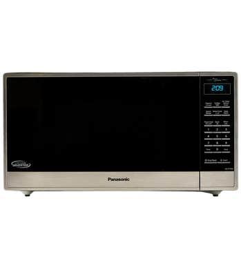 Panasonic Microwave 21 Stainless Steel