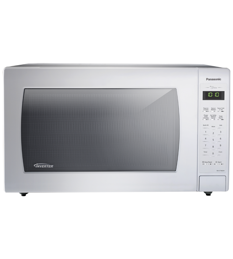 Countertop Microwave showcased by Corbeil Electro Store