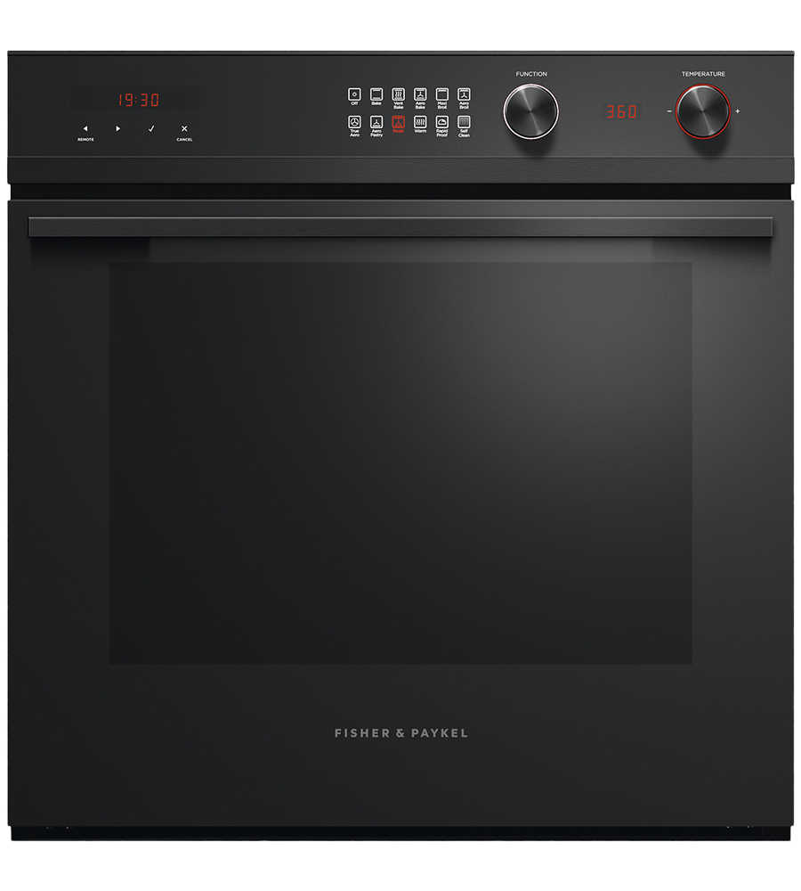 Fisher and Paykel Four mural 24 Noir OB24SCD11PB1