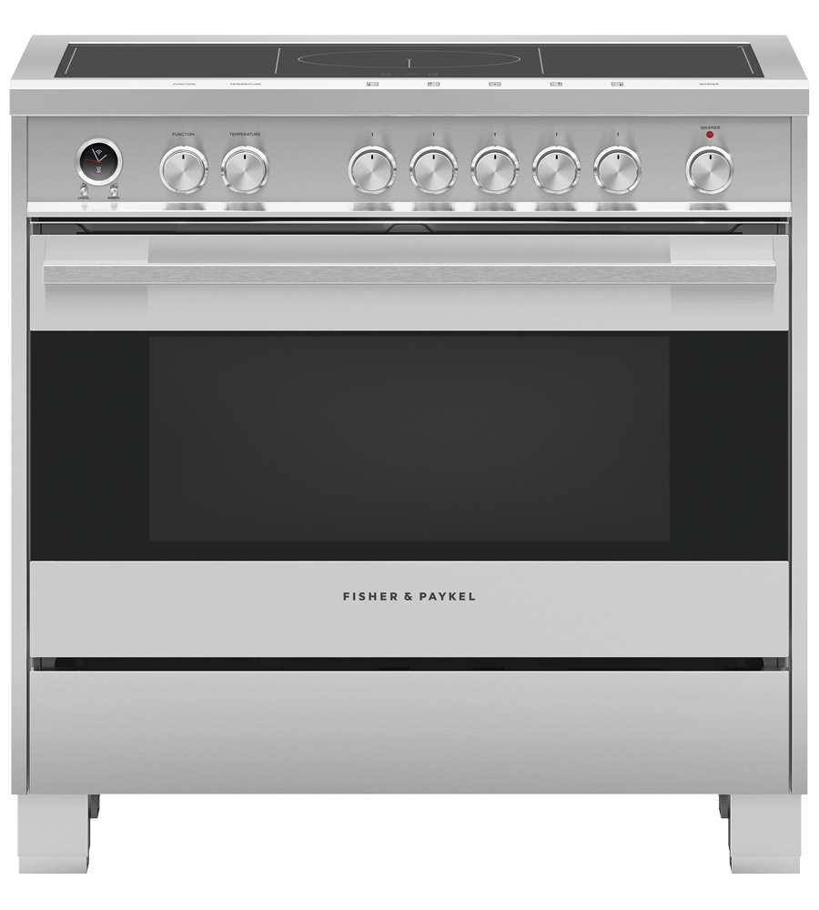 Fisher and Paykel Range 36 StainlessSteel OR36SDI6X1