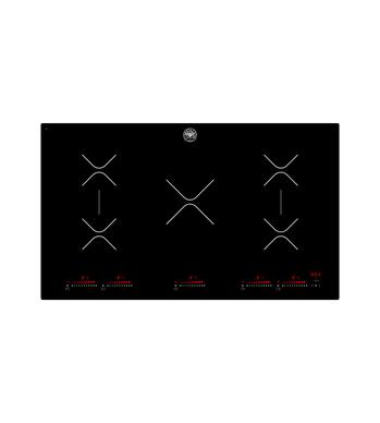 Bertazzoni Plaque de cuisson 36 Noir P365IAE