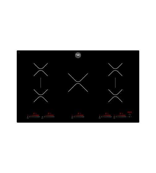 Bertazzoni Plaque de cuisson 34po en couleur Noir présenté par Corbeil Electro Store